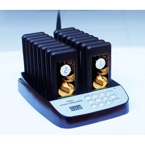 Hệ thống gọi khách hàng MT16 (16 Chiếc)