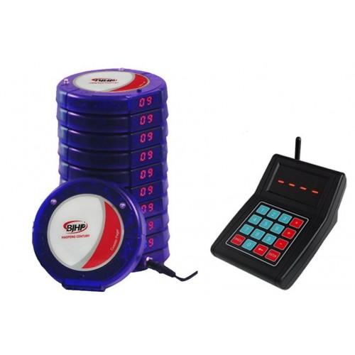 Bộ hệ thống gọi khách hàng MT4A (10 chiếc)