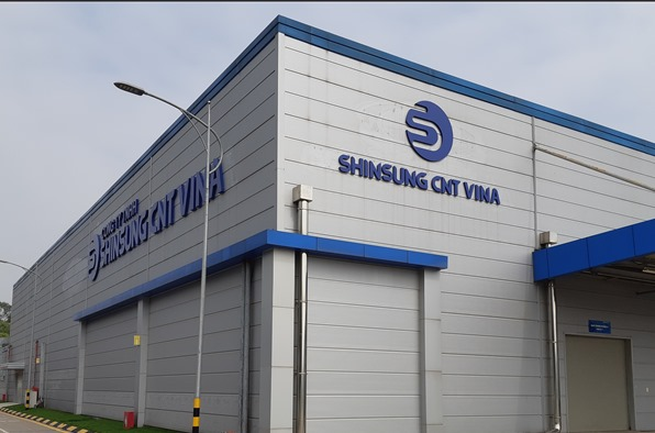 Công ty TNHH Shinsung C&T Vina