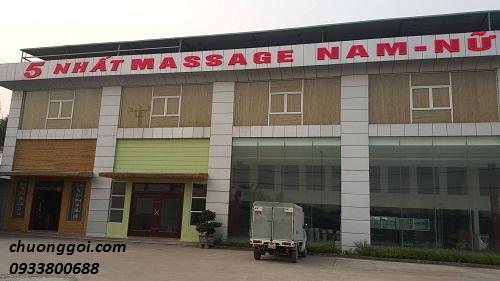 Massage 5 Nhất lắp đặt chuông gọi không dây