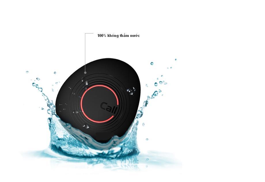 Nút ấn gọi ST-0900 chống thấm nước 100%
