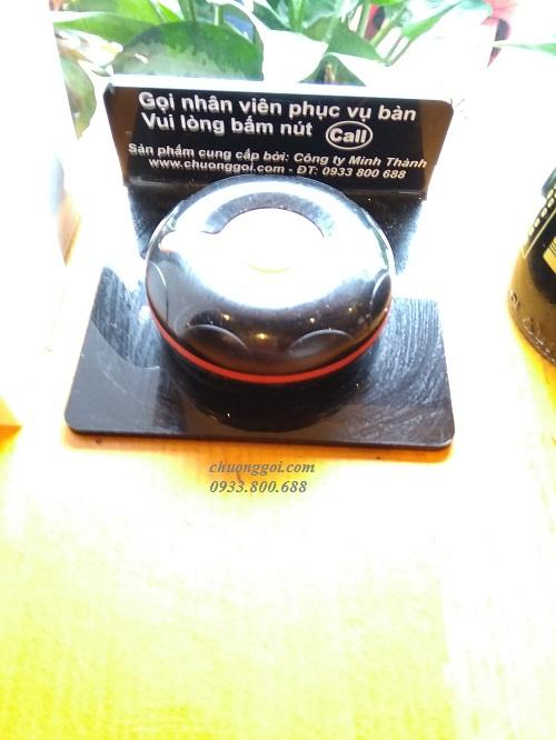 Lắp đặt chuông gọi không dây cho nhà hàng Nhật Bản Isushi